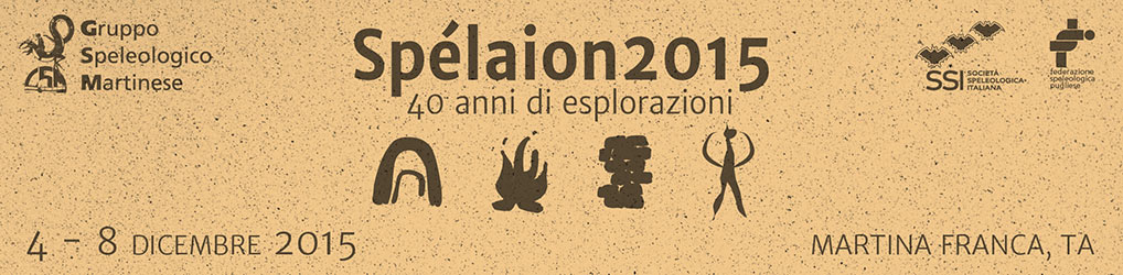 Spelaion 2015
